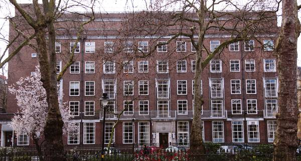 The Warburg Institute (London), hub of the 'Bilderfahrzeuge' Project