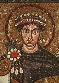 Justinian I at San Vitale, Ravenna